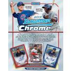 MLB 2014 BOWMAN CHROME JUMBO BOX(送料無料)