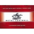 ■セール■2013 LEAF METAL DRAFT FOOTBALL BOX