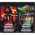 TOPPS STAR WARS CHROME PERSPECTIVES JEDI VS SITH(送料無料)
