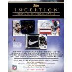 NFL 2015 TOPPS INCEPTION FOOTBALL BOX(送料無料)
