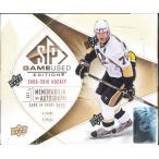 NHL 2009/2010 SP GAME USED (送料無料)