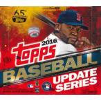 MLB 2016 TOPPS UPDATE JUMBO BOX (送料無料)