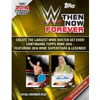 2016 TOPPS WWE THEN NOW FOREVER BOX