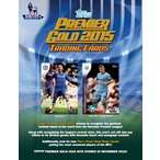 Yahoo!トレカショップ二木■セール■SOCCER 2015 TOPPS PREMIER GOLD ENGLAND PREMIER LEAGUE BOX(送料無料)
