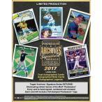 MLB 2017 TOPPS ARCHIVES SIGNATURE SERIES POSTSEASON