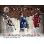 MLB 2014 BOWMAN INCEPTION BASEBALL(送料無料)