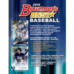 MLB 2015 BOWMAN'S BEST BASEBALL BOX(送料無料)