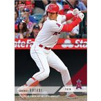 2018 TOPPS NOW #432 大谷翔平 1st CAREER PINCH-HIT HR LIFTS ANGELS