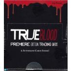 トゥルーブラッド TRUE BLOOD PREMIERE EDITION トレーディングカード BOX