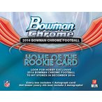 ■セール■NFL 2014 BOWMAN CHROME FOOTBALL BOX