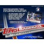 プロモパック1個付き MLB 2017 TOPPS SERIES 1 HOBBY BOX (送料無料)