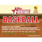 MLB 2017 TOPPS HERITAGE BASEBALL (送料無料)