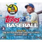 MLB 2015 TOPPS SERIES 1 JUMBO BOX(送料無料)