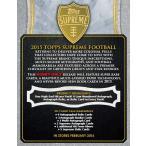 NFL 2015 TOPPS SUPREME FOOTBALL(送料無料)