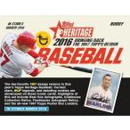 MLB 2016 TOPPS HERITAGE BASEBALL(送料無料)