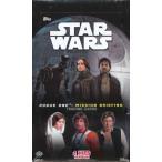 STAR WARS ROGUE ONE スター・ウォーズ ローグ・ワン: MISSION BRIEFING トレーディングカード BOX(送料無料)