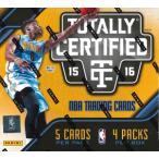 NBA 2015/2016 TOTALLY CERTIFIED BASKETBALL BOX (送料無料)