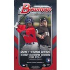 MLB 2015 BOWMAN BASEBALL JUMBO BOX(送料無料)