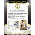 MLB 2015 TOPPS TRIBUTE BASEBALL SPECIAL EDITION パック (送料無料)