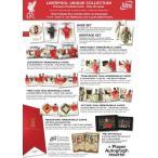 2016 FUTERA UNIQUE LIVERPOOL FC SOCCER CARD BOX