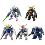 (予約)FW GUNDAM CONVERGE SELECTION [REAL TYPE COLOR](食玩) BOX 2017年5月発売