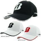 ブリヂストン TOUR BプロモデルキャップCPG911 BK サイズS