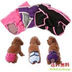 犬の服 サニタリーパンツ 生理パンツ マナーパンツ 小型犬から大型犬まで 犬服 メール便(DM便)送料無料