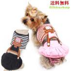 犬 服 マナーパンツ サニタリーパンツ 生理パンツ メス 女 モンキーベスト さる 犬服 小型犬 中型犬 メール便送料無料