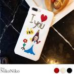 刺繍iPhoneケース ma 即納 スマホケース iPhone6 iPhone7 6s iPhoneケース アイフォンケース 刺繍 キュート レディース