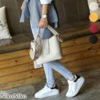 2wayショルダーバッグ  即納 鞄 バッグ 2way ポーチ付き パイソン ハンド ショルダー ポーチ レディース 韓国ファッション