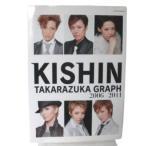 KISHIN TAKARAZUKA GRAPH 2006−2011 宝塚写真集 著者:篠山紀信 出版社:CCCメディアハウス ( JAN/ISBN 9784484145150)