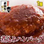 飛騨牛 煮込み ハンバーグ 240g デミグラスソース レトルト 肉のひぐち