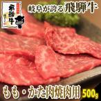 肉 牛肉 焼肉 飛騨牛 飛騨牛ももかた肉 500g おうち焼き肉 バーベキュー 黒毛和牛