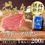 お中元 ギフト 高級和牛 A5 ステーキ シャトーブリアン 200g 1枚 送料無料 常陸牛 フィレ