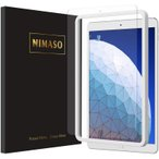 【ガイド枠付き 貼り付け簡単】Nimaso iPad Air 3 (2019)/ iPad Pro 10.5 保護フィルム 強化ガラス 液晶保護フィルム  nimaso