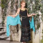 ハロウィン コスプレ コスチューム 2017 レディース コスプレ衣装 2点セット エジプト民族衣装コスチュームセット