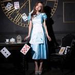 ショッピングコスプレ コスプレ ハロウィン コスチューム コスプレ衣装 3etディズニー 不思議の国のアリス コスチュームセット