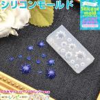 ショッピングアクセサリー 3Dシリコンモールド ギザギザ No.003