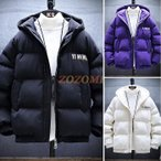 ダウンジャケット メンズ フード付き ダウンコート 大きいサイズ 厚手 アウター 撥水 軽量 防寒 冬服 冬 彼氏 トップイズム ジャンパー