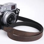 TP Original ティーピー オリジナル Leather Camera Neck Strap 本革カメラネックストラップ TP-15 Dark Brown(ダークブラウン)