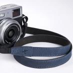 TP Original ティーピー オリジナル Leather Camera Neck Strap 本革カメラネックストラップ TP-15 Navy(ネイビー)