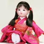 日本のおみやげ お土産 市松人形 日本人形 8号おさげ