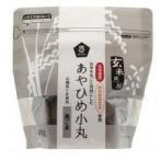 北海道産特別栽培米あやひめと有機黒ごま!黒ごま煎餅・特栽米あやひめ使用 ムソー