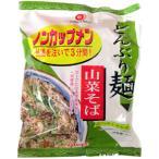 (トーエー)ノンカップ麺 どんぶり麺(山菜そば) 4食