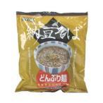 トーエー ノンカップ麺 どんぶり麺(納豆そば) 4食