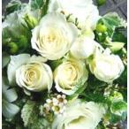 おまかせ ホワイトブーケ 花束 いい夫婦の日 プレゼント