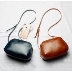 ショルダーバッグ 本革 レディース レザー ガールズ 斜めがけ鞄 メッセンジャーバッグ 光沢 パティーバッグ レッド オレンジ 青色 化粧品鞄