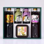 富士甚の人気商品(かつおしょうゆ、白だし、かぼすぽん酢、天つゆなど)ギフトセット豊の香雅(TK-385)  送料無料 ポイント消化