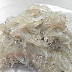 静岡県産生しらす(お刺身用) 静岡県漁業協同組合連合会 静岡県 御前崎港で水揚された鮮度の良いしらすをお届けします。