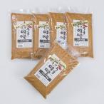 津川のうまい味噌1kg×5ヶ入セット 新潟県産大豆「あやこがね」と新潟米コシヒカリの糀を100%使用しました。 送料無料 ポイント消化